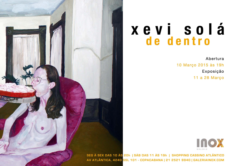 Xevi Solà | De Dentro | 10 de Março