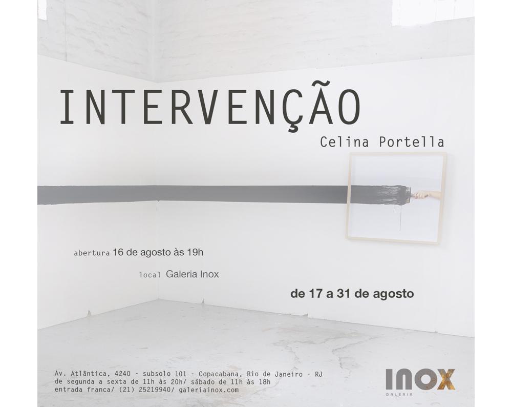 Celina Portella | Intervenção | 16 de Agosto